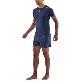 Skins Series-3 Kurzarm Oberteil Herren navy blue